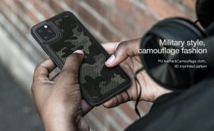 Ốp dẻo Nillkin Camo iPhone 11 Pro